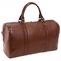 "Kinzie 20"" Carry-All Leather Duffel"