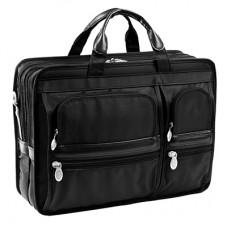 """Hubbard 15.6"""" Double Compartment Laptop Case"""