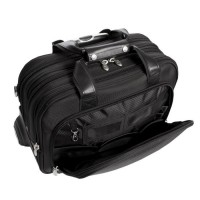 "Damen 17"" Detachable-Wheeled Laptop Case"
