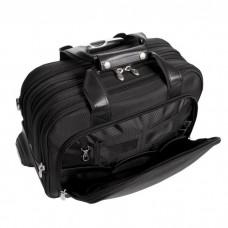 "Damen 17"" Detachable-Wheeled Laptop Case"