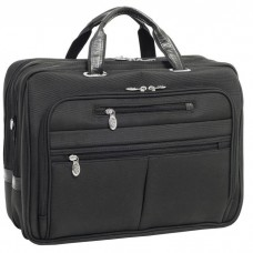 "Rockford 17"" Nylon Fly-Through™ Checkpoint-Friendly Laptop Case"