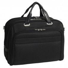 "Springfield 17"" Nylon Fly-Through™ Checkpoint-Friendly Laptop Case"