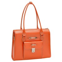"River Forest 15.6"" Leather Ladies' Briefcase"